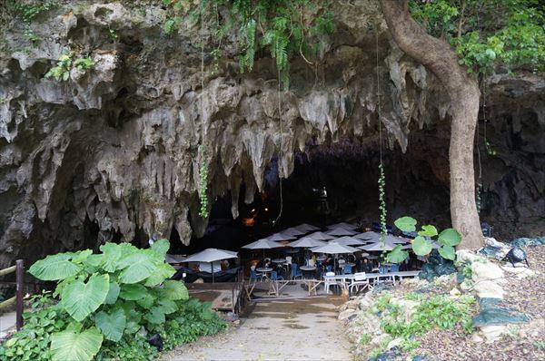 沖縄 観光 ガンガラーの谷