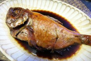 ふるさと納税 海産屋の「金目鯛ファミリーセット」