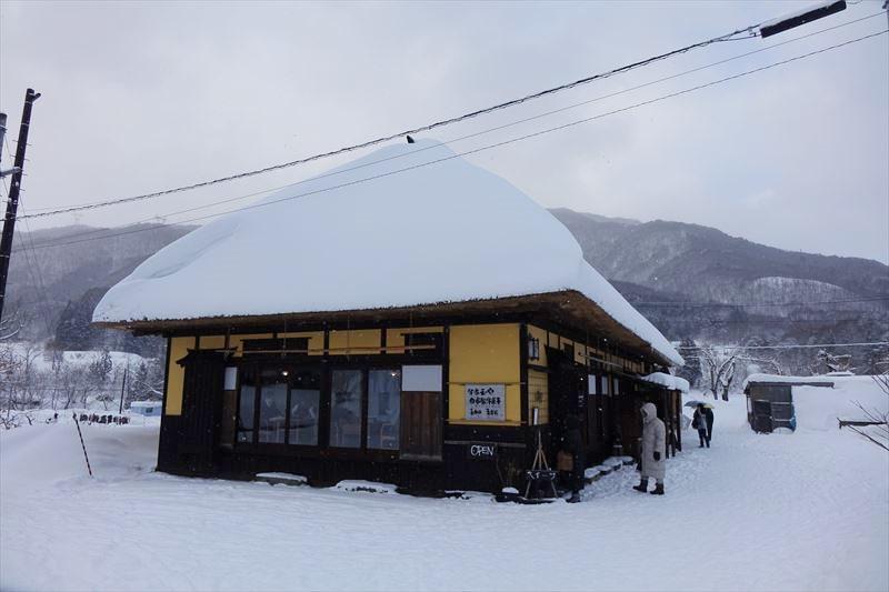 大内宿 雪まつり 花火大会