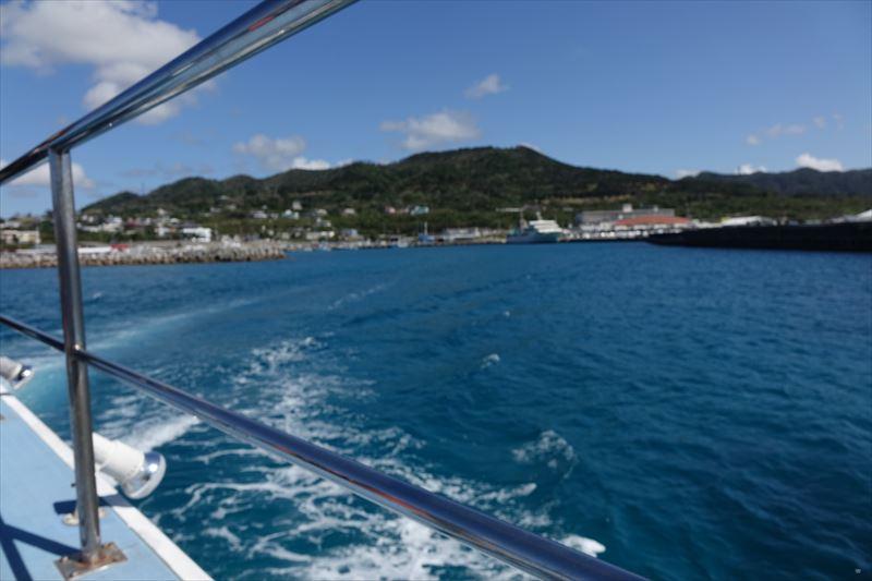 沖縄観光 ホエールウォッチング アイランドクルー