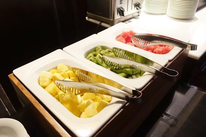 リッツカールトン沖縄 朝食 ビュッフェ グスク