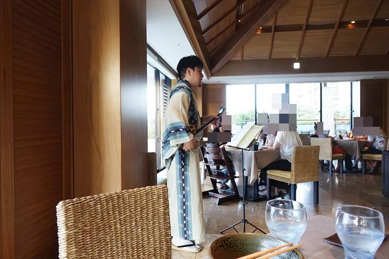 沖縄リッツカールトン 服装