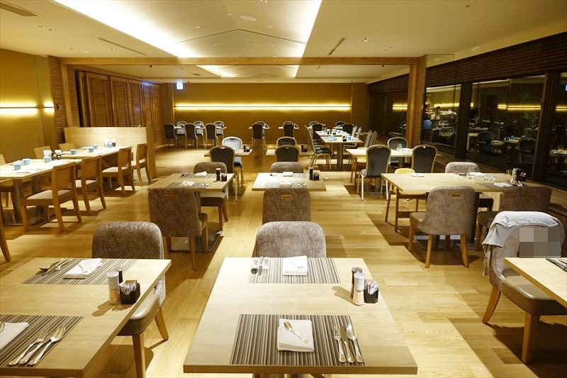 富士マリオットホテル山中湖 食事 朝食 口コミ ブログ