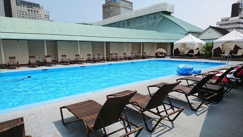 ザ・プリンスさくらタワー東京 子連れ プール