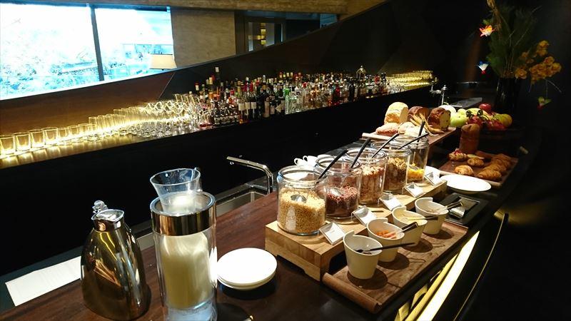 京都リッツカールトン 子連れ旅行 朝食ビュッフェ